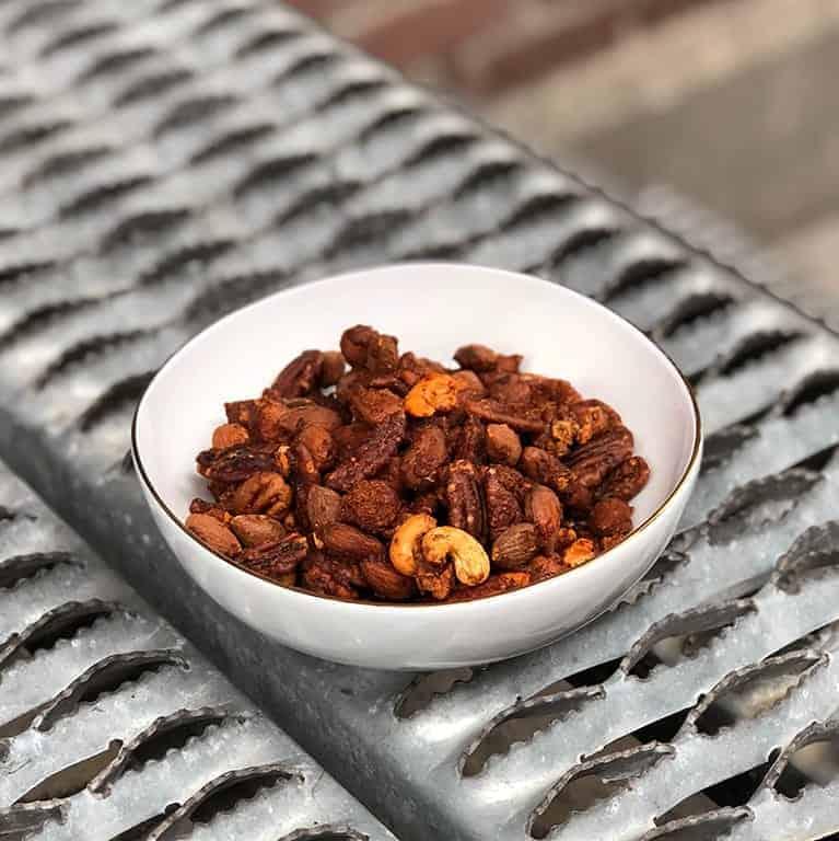 Roasted Savoury Nuts
