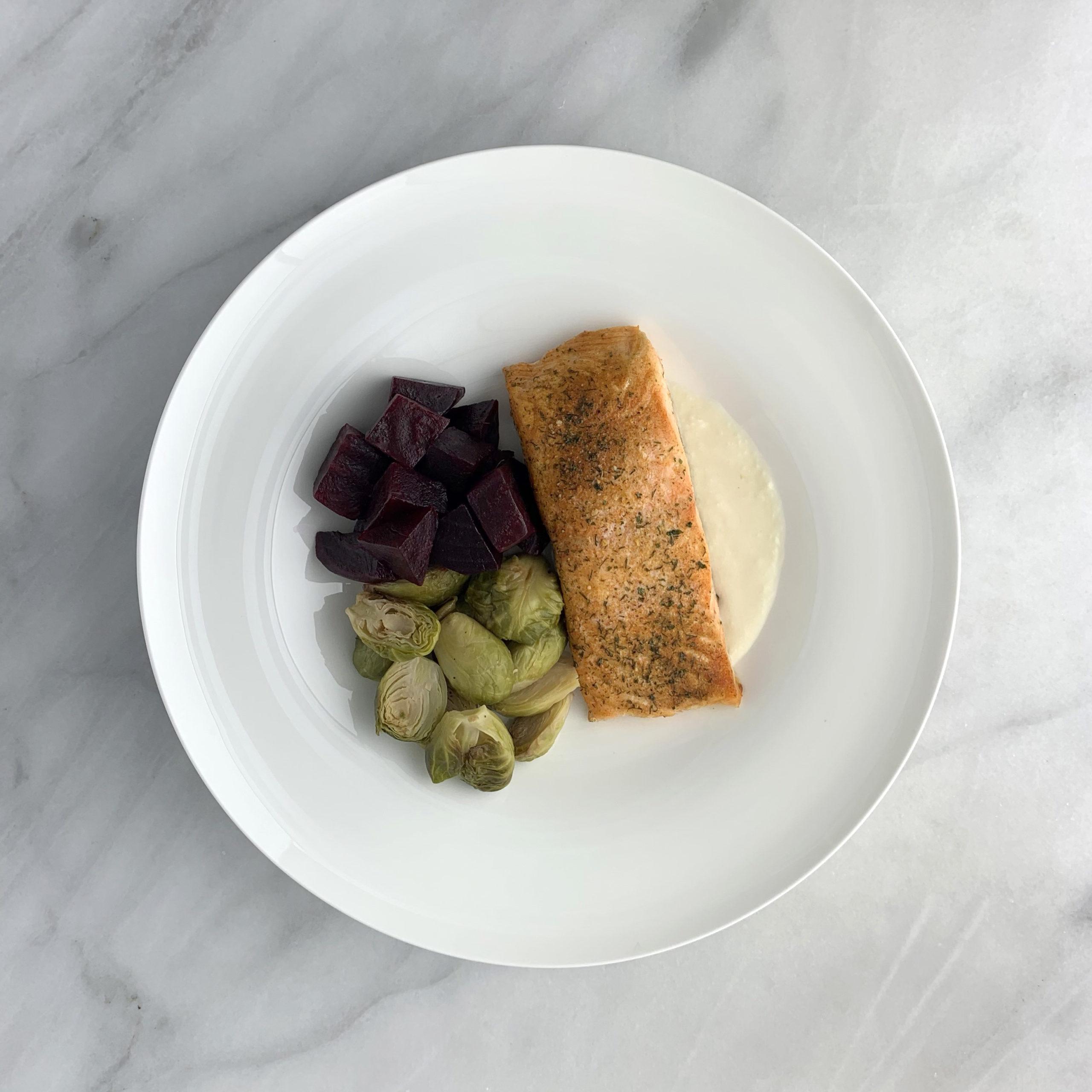 Beurre Blanc Salmon